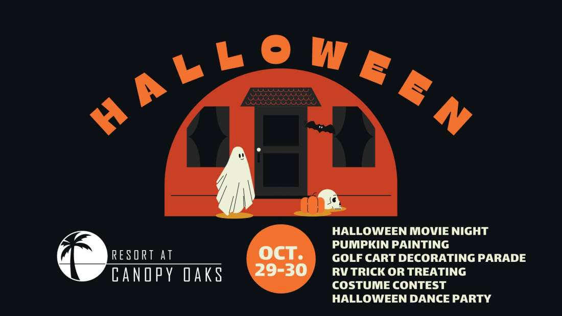 Halloween at Canopy Oaks